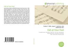 Buchcover von Fall at Your Feet