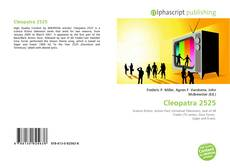 Bookcover of Cleopatra 2525