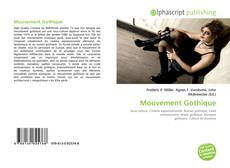 Bookcover of Mouvement Gothique