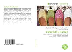 Bookcover of Culture de la Tunisie