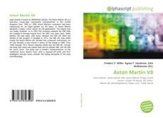 Обложка Aston Martin V8