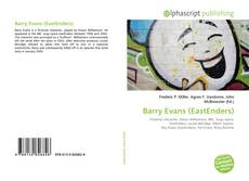 Bookcover of Barry Evans (EastEnders)