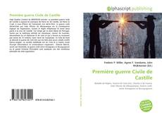 Bookcover of Première guerre Civile de Castille
