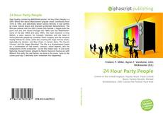 Bookcover of 24 Hour Party People