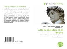 Bookcover of Lutte du Sacerdoce et de l'Empire