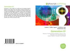Bookcover of Generation O!