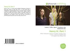 Couverture de Henry IV, Part 1