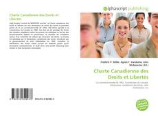 Bookcover of Charte Canadienne des Droits et Libertés