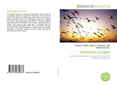 Bookcover of Common Cuckoo