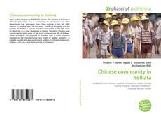 Buchcover von Chinese community in Kolkata
