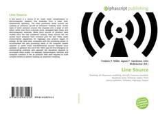 Borítókép a  Line Source - hoz
