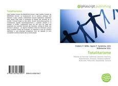Bookcover of Totalitarisme