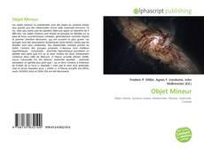 Обложка Objet Mineur