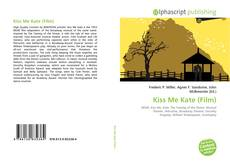 Capa do livro de Kiss Me Kate (Film)