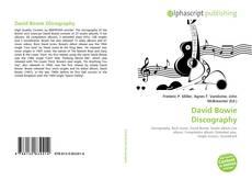 Copertina di David Bowie Discography