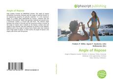 Bookcover of Angle of Repose