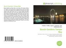 Обложка Busch Gardens Tampa Bay