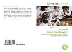 Borítókép a  Éducation Nouvelle - hoz