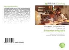 Borítókép a  Éducation Populaire - hoz