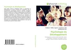 Bookcover of Psychologie du Développement