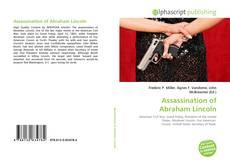 Assassination of Abraham Lincoln kitap kapağı