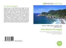Aire Marine Protégée kitap kapağı