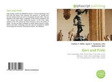 Bookcover of Geri and Freki