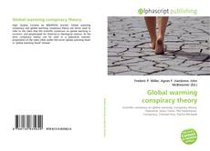 Bookcover of Global warming conspiracy theory