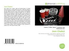 Обложка Jean Chabot