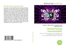 Capa do livro de Michael Savage (commentator)