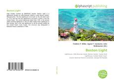 Bookcover of Boston Light