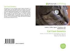 Bookcover of Cat Coat Genetics