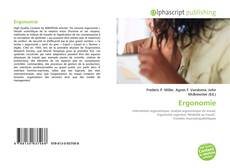 Borítókép a  Ergonomie - hoz