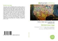 British Iron Age kitap kapağı