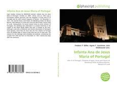 Infanta Ana de Jesus Maria of Portugal kitap kapağı