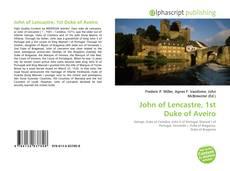 Copertina di John of Lencastre, 1st Duke of Aveiro