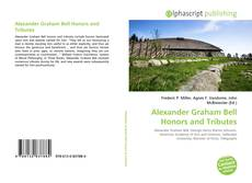 Alexander Graham Bell Honors and Tributes的封面