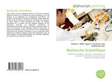 Bookcover of Recherche Scientifique