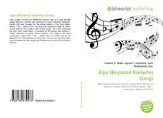 Bookcover of Ego (Beyoncé Knowles Song)