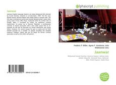 Bookcover of Jaanwar