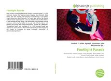 Bookcover of Footlight Parade