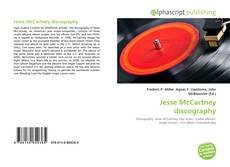 Bookcover of Jesse McCartney discography