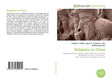 Bookcover of Religions en Chine