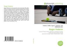 Portada del libro de Roger Federer
