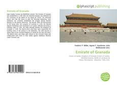 Bookcover of Emirate of Granada