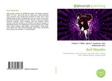 Portada del libro de Arif Mardin