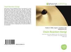 Chain Reaction (Song) kitap kapağı