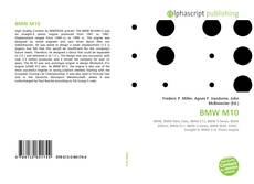 BMW M10 kitap kapağı