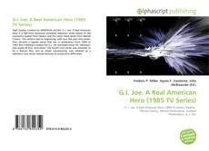 Buchcover von G.I. Joe: A Real American Hero (1985 TV Series)