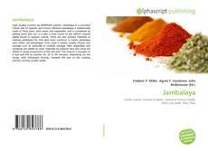 Buchcover von Jambalaya